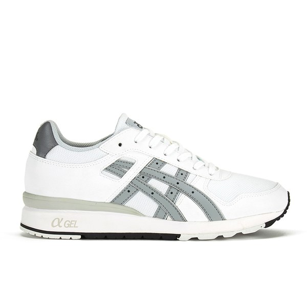 Asics GT-II white Boys Running shoes Low
