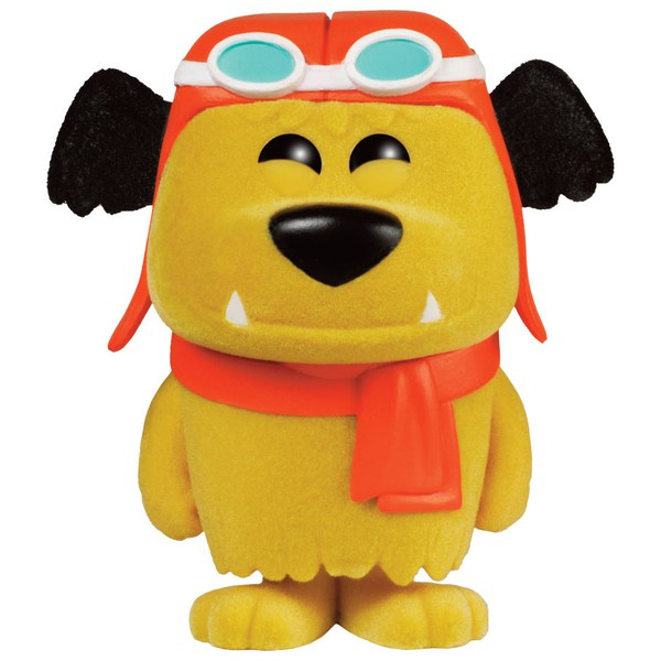 Wacky Races Flocked Muttley Limited Edition Pop! Vinyl Figure
