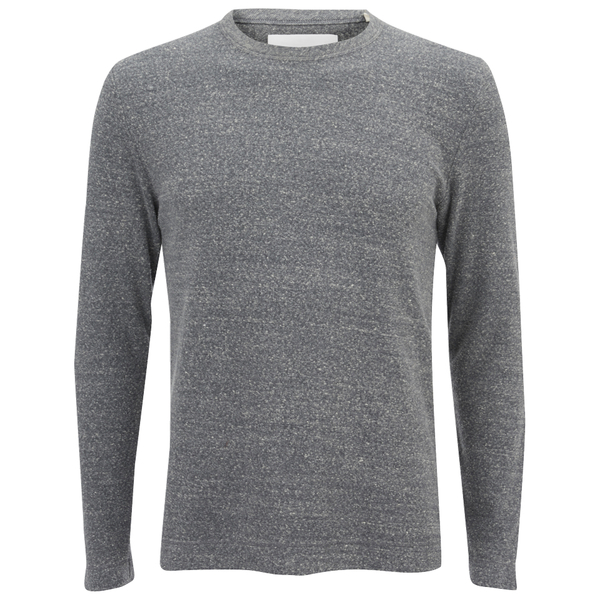 Our Legacy Men's Long Sleeve Loop Light Sweatshirt - Grey