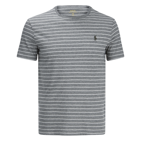Polo Ralph Lauren Men's Short Sleeve Crew Neck T-Shirt - Boulder Grey