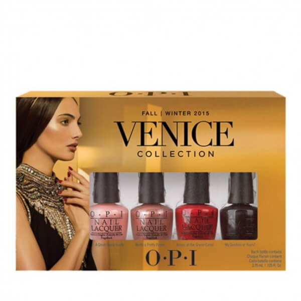 OPI Venice Collection Mini Pack - Little Bambinos