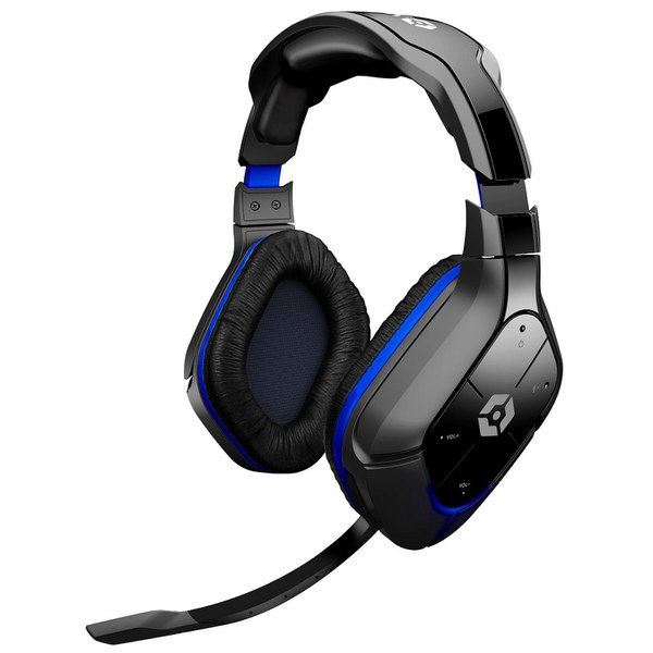 Gioteck HC-4 Wired Amplified Stereo Headset (PS4, Xbox One, PC)