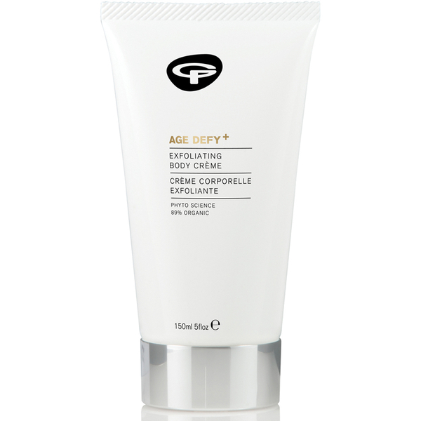 Exfoliante corporal en crema Age Defy+ de Green People (150 ml)