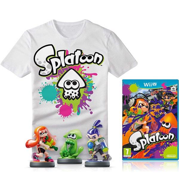 Splatoon amiibo Pack