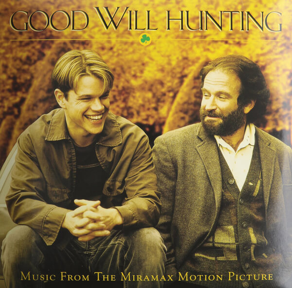 Good Will Hunting - The Original Soundtrack OST (2LP) - Black Vinyl