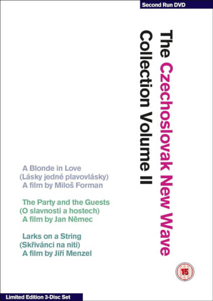 The Czechoslovak New Wave Collection - Volume II