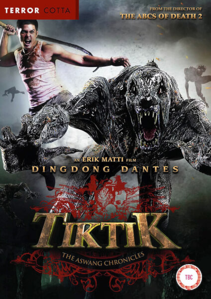 The Monster Chronicles: Tiktik