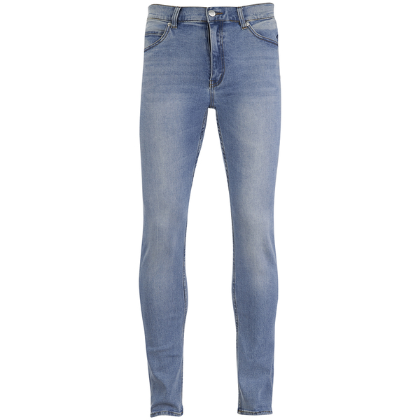 d8812170164 Cheap Monday Men s Tight Skinny Jeans - Stonewash Blue Mens Clothing ...