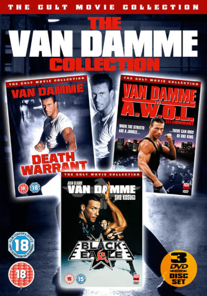 The van damme cult collection dvd for Damme interieur