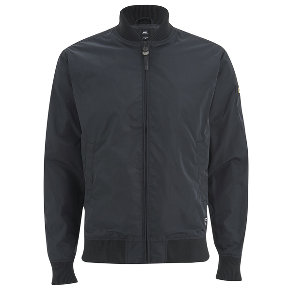 OBEY Clothing Men's Eightball Bomber Jacket - Blue
