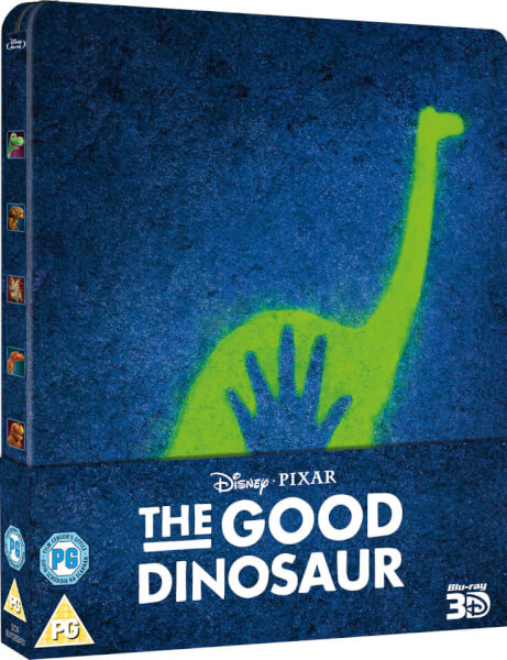 The Good Dinosaur 3D (Includes 2D Version) - Zavvi Exclusive Limited Edition Steelbook