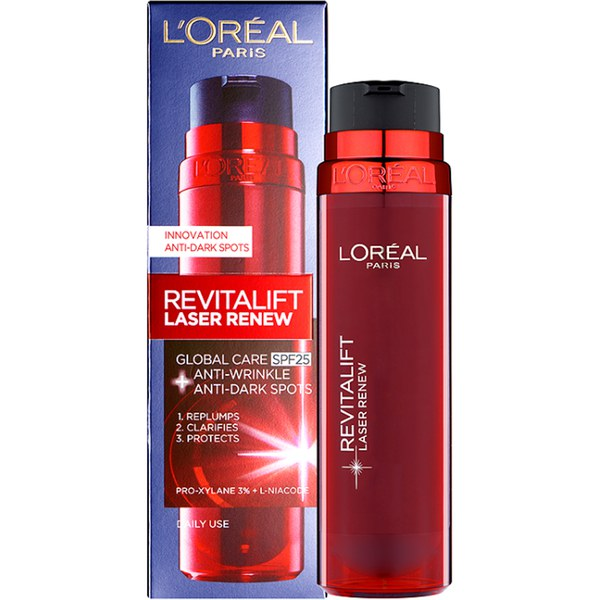 L'Oreal Paris Revitalift Laser Renew Day Global Care 50 ml