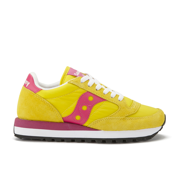 Alta qualit SAUCONY JAZZ ORIGINAL Woman Pnk/Yel vendita