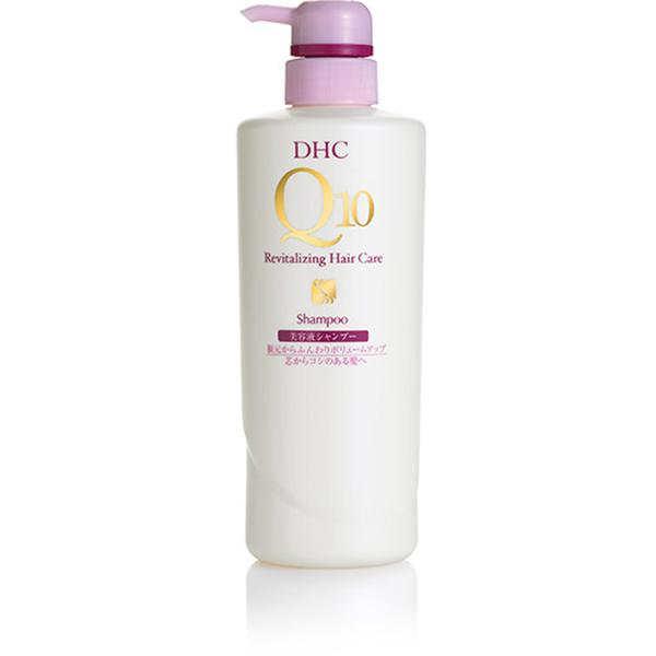 DHC Q10 Revitalising Hair Care Shampoo (550ml)