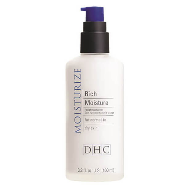 DHC Rich Moisture Face Moisturiser (100ml)