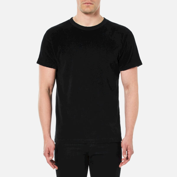 Our Legacy Men's Perfect T-Shirt - Overdyed Black