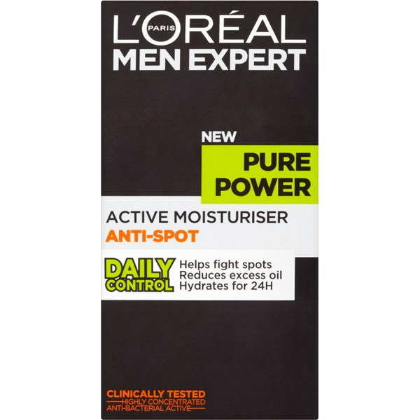 L'Oréal Paris Men Expert Pure Power Moisturiser 50ml