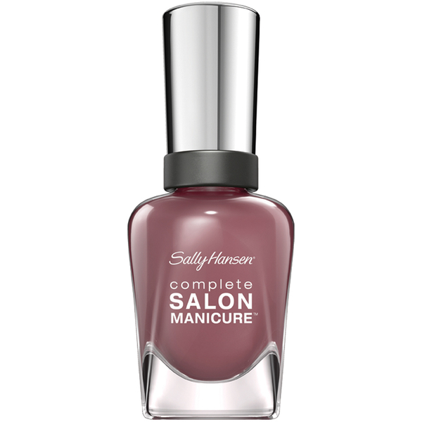 Esmalte de uñas Complete Salon Manicure Nail Colour - Plums the Word de Sally Hansen 14,7 ml