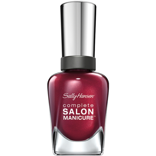 Sally Hansen Complete Salon Manicure Nagel Colour - Wine Not 14,7ml