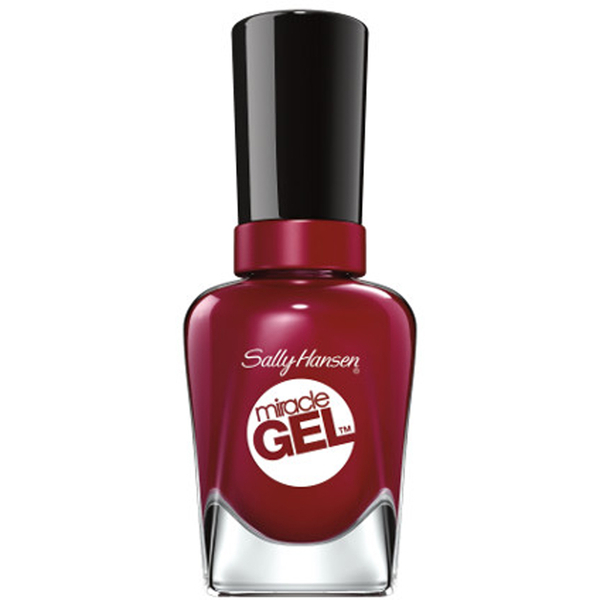 Esmalte de uñas Miracle Gel Nail Polish - Dig Fig de Sally Hansen 14,7 ml