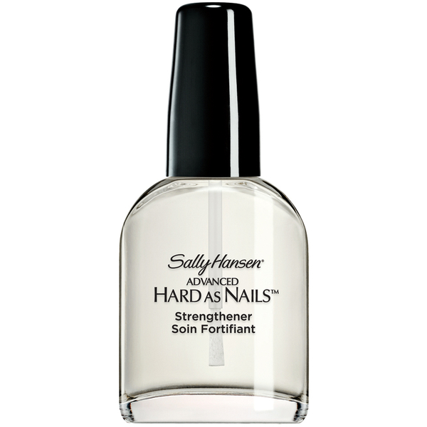 Professional Nail Hardener: Sally Hansen Hard As Nails With Nylon 13.3ml