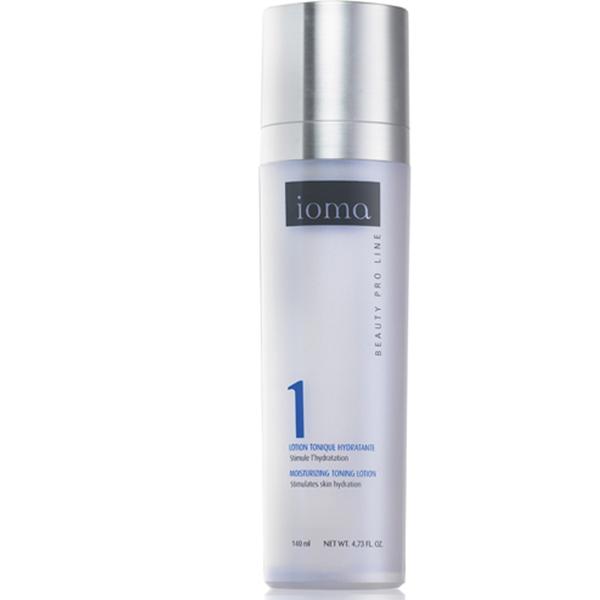 IOMA Lotion Tonifiante hydratante (140ml)