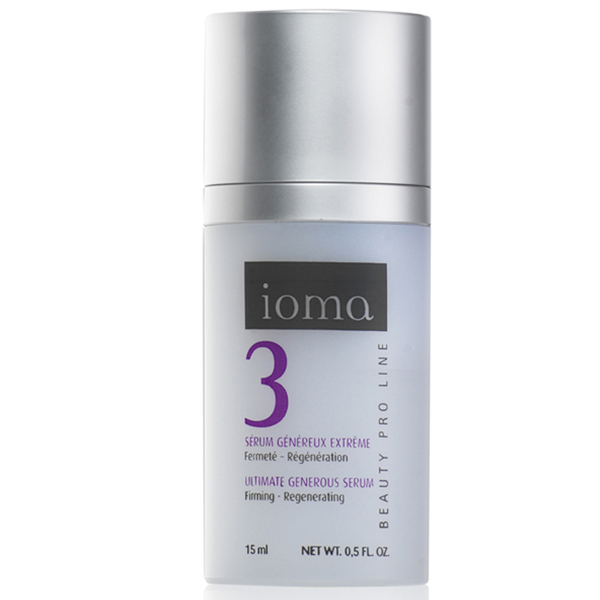 Suero ultrarico de IOMA 15 ml