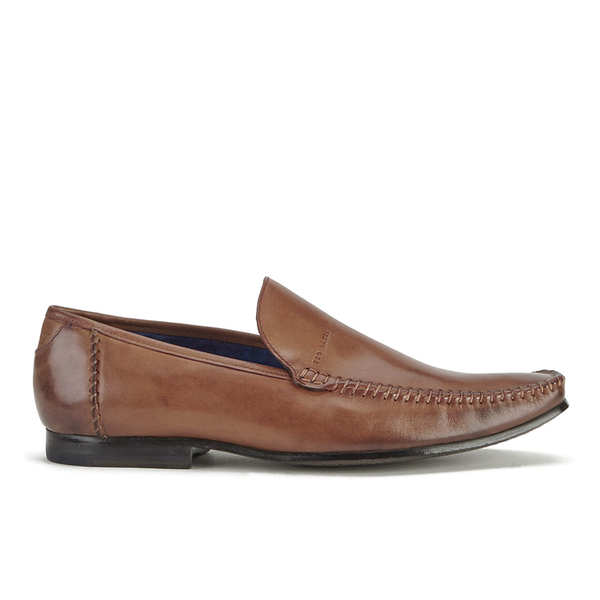 Ted Baker Men's Bly 8 Leather Loafers - Tan