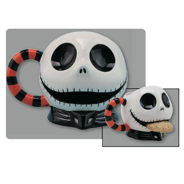 Disney Nightmare Before Christmas Jack Mug