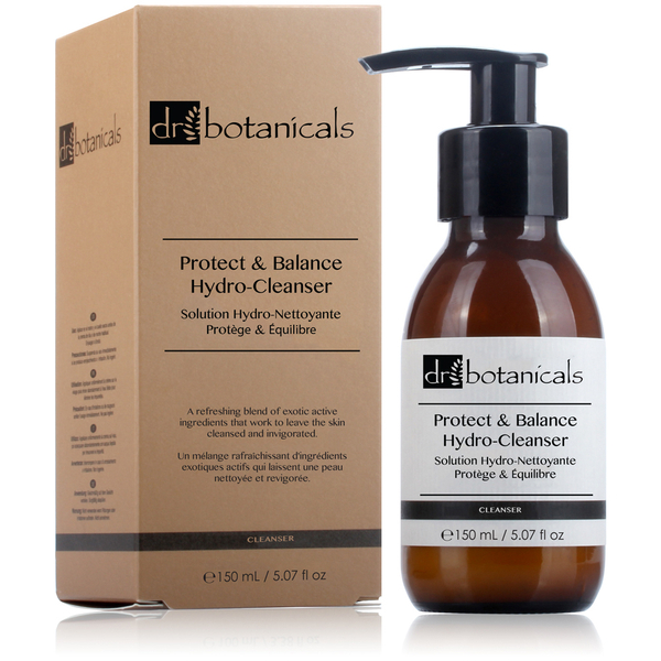 Dr Botanicals Protect and Balance Hydro-Cleanser (150ml)