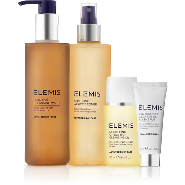 Elemis Kit Sensitive Cleansing Collection (Worth $69.025)