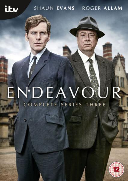 Endeavour - Series 3