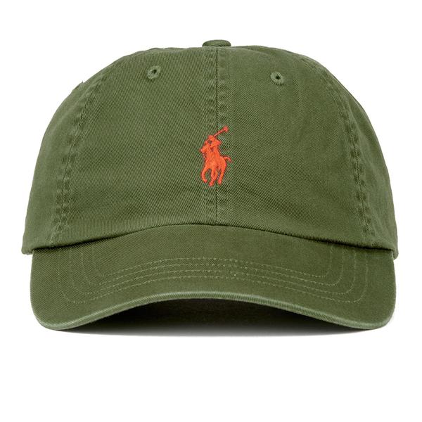 Polo Ralph Lauren Men's Classic Sports Cap - Military Green