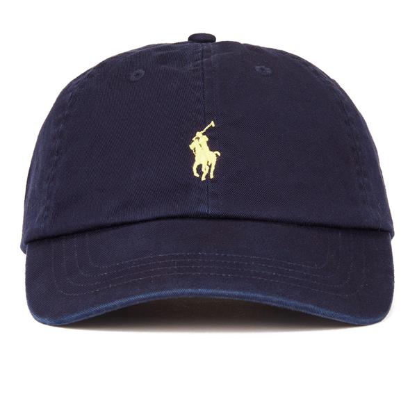 Polo Ralph Lauren Men's Cap - Relay Blue/Yellow