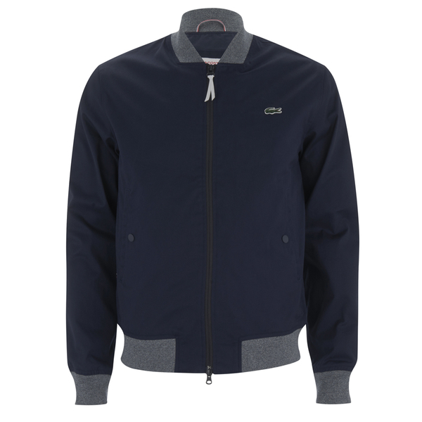 Lacoste Live Men's Zipped Jacket - Navy