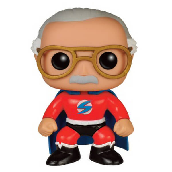 Superhero Stan Lee Limited Edition Pop! Vinyl Figure