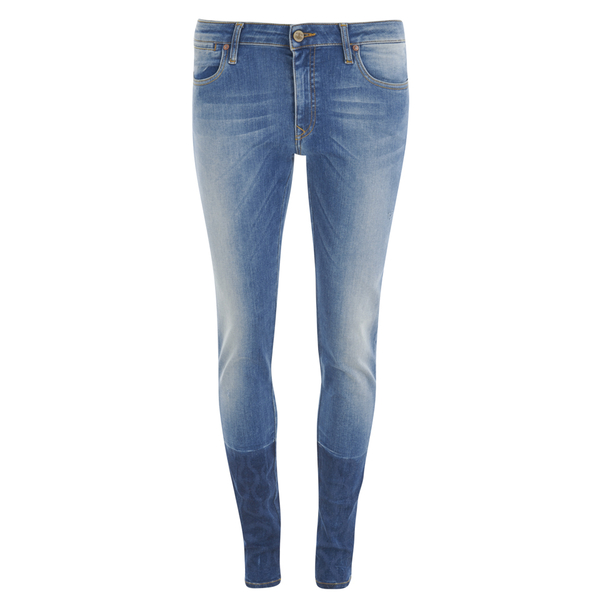 Vivenne Westwood Anglomania Women's New Monroe Jeans - Denim