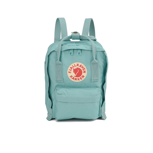 fjallraven kanken backpack sky blue