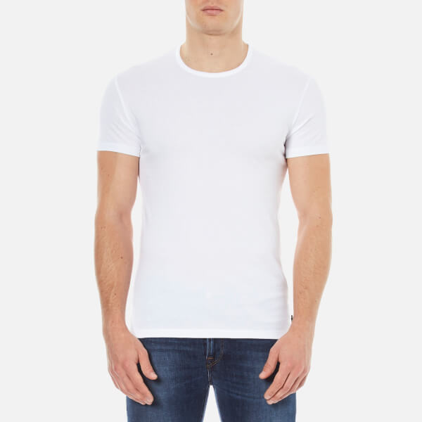 Paul Smith Accessories Men's Crew Neck T-Shirt - White