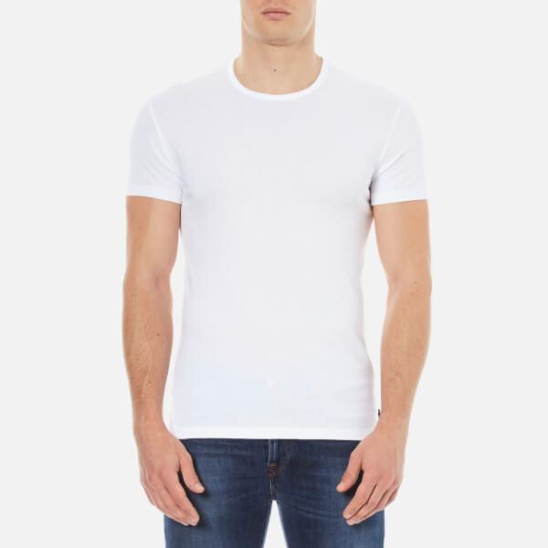 Paul Smith Men's Crew Neck T-Shirt - White