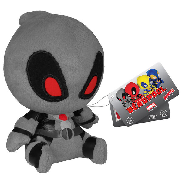 Peluche Mopeez Deadpool Marvel X-Force