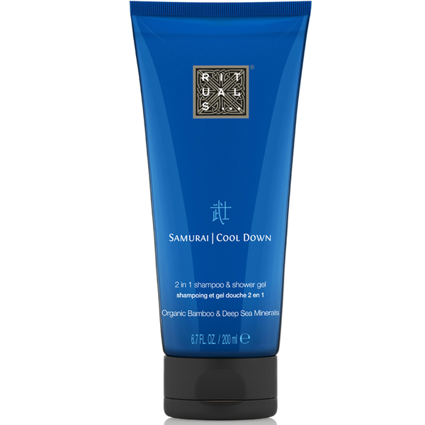Rituals Samurai Cool Down Shower Gel 200ml Hq Hair