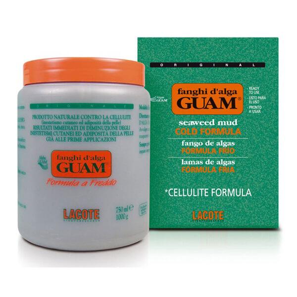 Guam Cellulite Seaweed Mud Cold Formula