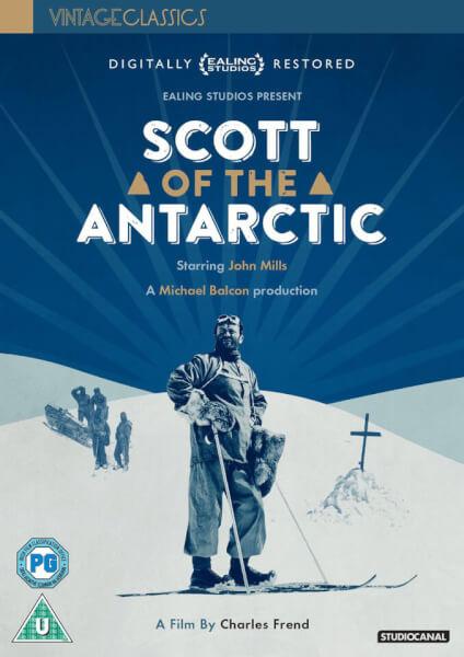 Scott Of The Antarctic (Ealing) - Digitally Restored