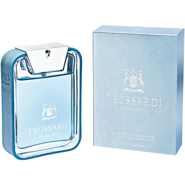 Blue Land Eau de Toilettede Trussardi (100 ml)