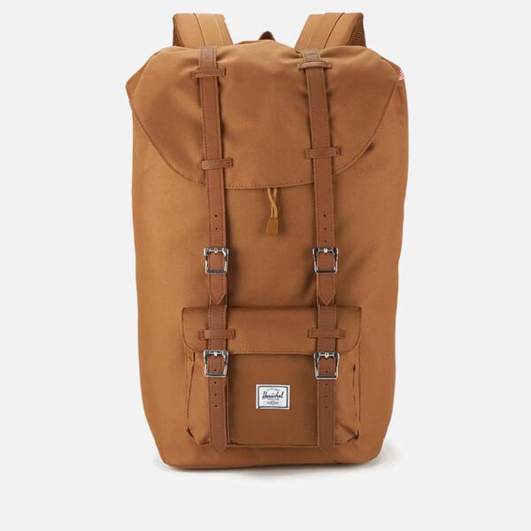 a9309192f72 Herschel Little America Backpack - Caramel  Image 1