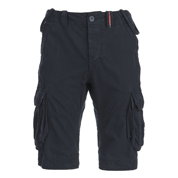 Superdry Cargo Lite Shorts - Navy