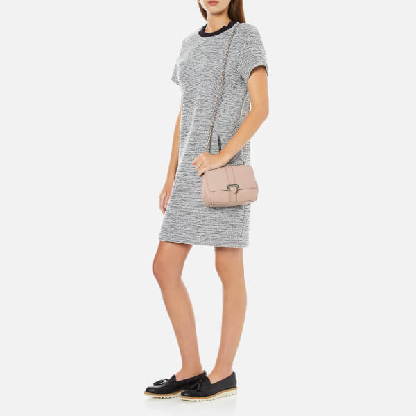 Aspinal of London Women s Lottie Bag - Soft Taupe - Free UK Delivery ... e0e6d82899