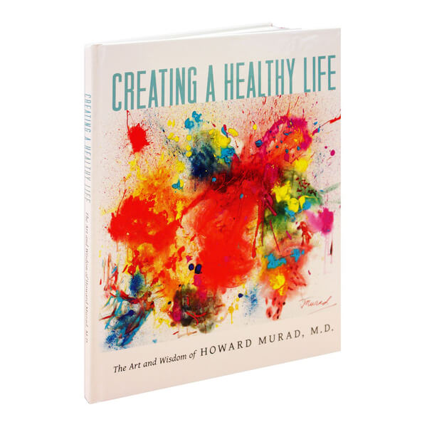 Murad Creating a Healthy Life Book