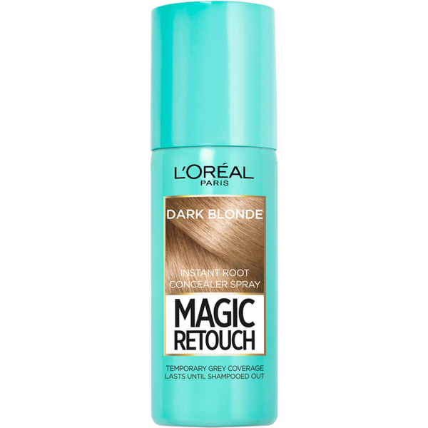 L'Oréal Paris Magic Retouch Instant Root Concealer Spray - Dark Blonde (75ml)